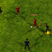 Футбол 3д