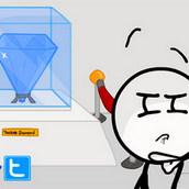 Игра Похищение бриллианта