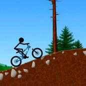 Игра Экстремальный заезд на велосипеде