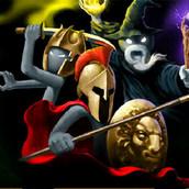 Игра Войны империи Стикменов