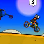 Игра Велосипедные маньяки