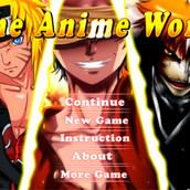 Игра Опасный мир аниме