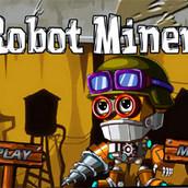 Игра Робот шахтёр