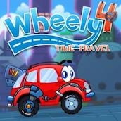 Машинка Вилли 4