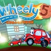 Машинка Вилли 5