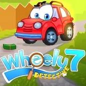 Игра Машинка Вилли 7