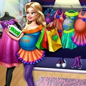 Игра По магазинам за нарядами