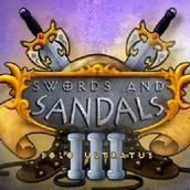Игра Мечи и сандалии 3