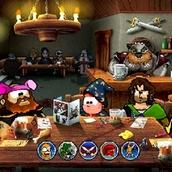 Игра Мечи и сандалии 4: квест