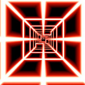Кубический 3Д лабиринт