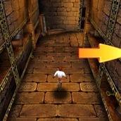 Игра Паркур в пирамиде