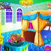Игра Переделка спальни принцессы
