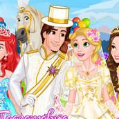Игра Свадебный стилист