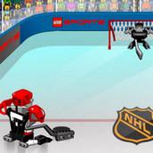 Игра Лего Хоккей