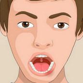 Игра Операция во рту