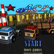Игра Крутой водитель грузовика