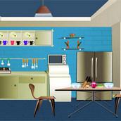 Игра Дизайн современной кухни