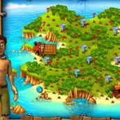 Игра Стратегия жизни на тропическом острове