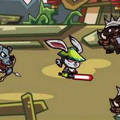 Игра Кунг-фу кролик