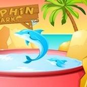 Игра Дельфины 2: создаем свой парк