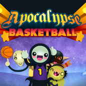Игра Баскетбол с всадниками Апокалипсиса