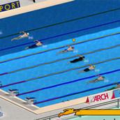 Игра Спортивные заплывы