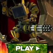 Игра Буйство робота