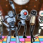 Игра Доставить головы роботам