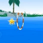 Игра Дельфин делает трюки