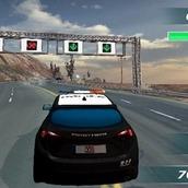 Полицейские миссии на скоростном шоссе