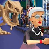Игра Бешеная бабка сбежала из психушки 7: Хеллоуин