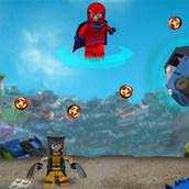 Игра Росомаха в мире Лего