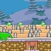 Игра Дракон против динозавров