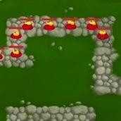 Игра Драконы атакуют город
