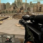 Игра Стрелялка из снайперской винтовки по врагам