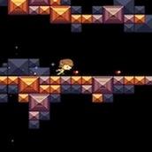 Игра Паркур в пещере