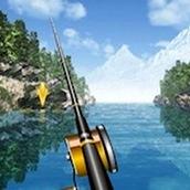 Игра Симулятор рыбалки