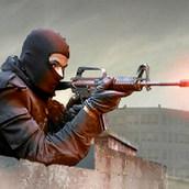 Стрельба в городе