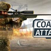 Игра Нападение на побережье