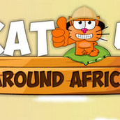 Игра Кот-путешественник 4: В Африке