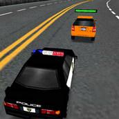Игра Полицейская супер-погоня