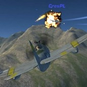 Игра Самолёт истребитель