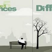 Игра Найди отличия на анимации