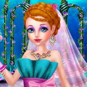 Игра Свадьба принцессы-русалки