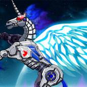 Игра Робот Единорог