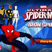 Железный костюм Человека-паука