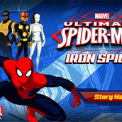 Игра Железный костюм Человека-паука