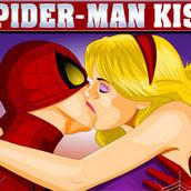 Игра Поцелуи Человека-паука