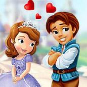 Игра Поцелуи Софии Прекрасной