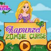 Игра Рапупцель и зомби-проклятие